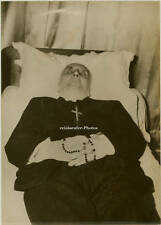 PAUL CLAUDEL, POST MORTEM, Orig. vintage Photo 1955