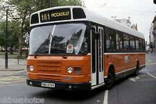 Greater Manchester North 74 Manchester 1995 Bus Photo