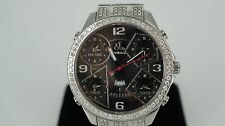 Jacob and Co Diamond Out 5 Time Zone  Authentic Watch ***HUGE SALE!!!!!!