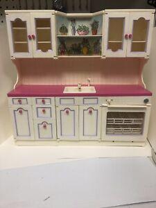 barbie tyco kitchen littles