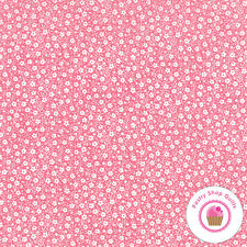 Moda SEW & SEW 33186 21 Strawberry CHLOE'S CLOSET Quilt FABRIC YARDAGE 30's Repr
