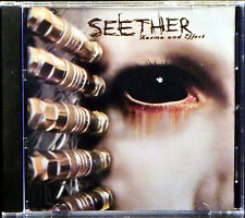 Karma and Effect by Seether (CD, May-2005, Wind-Up)