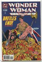 Wonder Woman #104 NM Battles End By John Byrne    DC Comics CBX6B