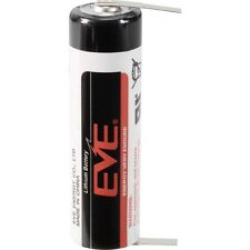 EVE ER14505T AA Size 2700mAh Lithium Battery Cell 3.6V Tagged 234798