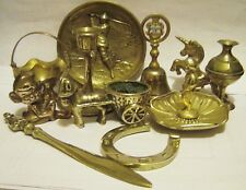 BARGAINS @@ - MINI BRASS or ALLOY SETS 1960/80 click SELECT  browse / order