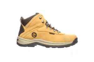 Timberland Mens White Ledge Mid Wheat Hiking Boots Size 11.5 (1887643)