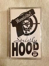 NEW SEALED Homicide Strictly Hood EP Rare Hip-Hip Rap RPM-1020C