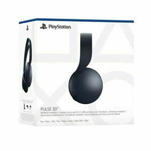 PULSE 3D wireless headset Midnight Black