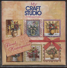 My Craft Studio Professional - Floral Masterpieces CD ROM