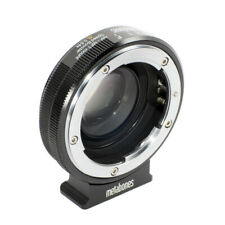 Metabones Adapter Nikon G an Olympus Panasonic MFT 0.71x Speed Booster ULTRA