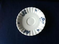 Royal Worcester Blue Sprays tea saucer