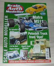 Revista el Modelador de escala Auto, Vol 1 número 11 de septiembre de 1999