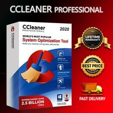 CCleaner Professional 2020 ✅ Lifetime License Key ✅ Instant Delivery ✅