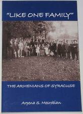 ARMENIANS NEW YORK Syracuse Armenia Community Migrants Immigration WW1 History