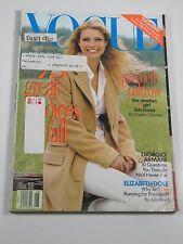 Vogue Magazine- Gwyneth Paltrow- August 1996