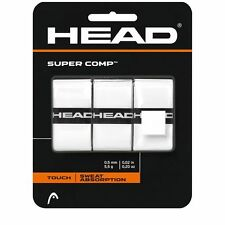 HEAD Super Comp Overgrips Grip Tape Tennis Badminton Squash Rackets OverGrip