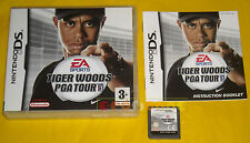 TIGER WOODS PGA TOUR Nintendo Ds Versione Inglese »»»» COMPLETO