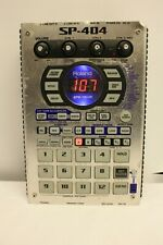 ROLAND SP-404 PORTABLE SAMPLER WITH 512MB COMPACT FLASH MEMORY CARD