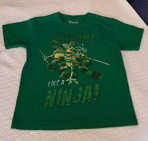 Teenage Mutant Ninja Turtles T- Shirt Youth Large (10-12)