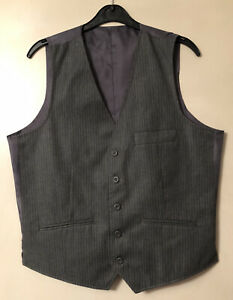 "Cedarwood State Mens Waistcoat Size 40"" Chest"