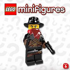 LEGO Minifigures #8827 - Série 6 - Bandit / Bandido - NEUF / NEW - Sealed