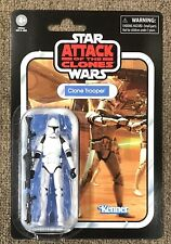 New listing Clone Trooper 3.75� Action Figure (Star Wars: The Vintage Collection) Unopened