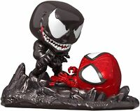 Funko Pop Marvel Comic Moments Spider-Man vs. Venom Vinyl Figure