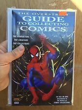 overstreet guide to collecting comic books signed joe jusko
