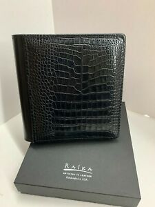 NEW RAIKA LEATHER ALBUM IN BLACK
