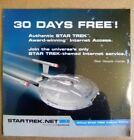 STARTREK.NET 2002 internet service disk for Windows 2000 (EarthLink) Star Trek