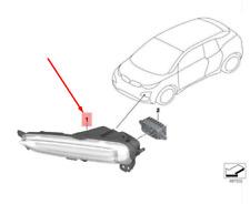BMW i3 I01 Front Right Turn Indicator 63117471838 7471838 NEW GENUINE