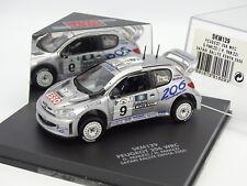 Skid Vitesse 1/43 - Peugeot 206 WRC Rallye Safari Kenya 2000