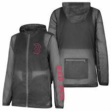 MLB Boston Red Sox 47 Forward Packable Jacket Womens