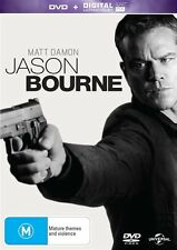 Jason Bourne (DVD, 2016) NEW