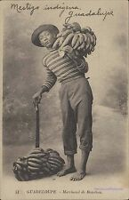 GUADELOUPE MARCHAND DE BANANES N°51