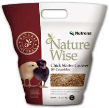 Nutrena NatureWise Chick Starter Grower Feed 7 lbs. 91577-7