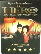 Hero Dvd Movies Jet Li Zhang Ziyi Quentin Tarantino Action Movie Masterpiece