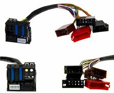 ISO fakra quadlock plug&play Adaptador de cable para Audi RNS-E GPS #1000