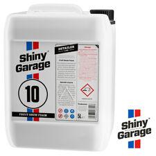Shiny Garage Fruit Snow Foam Reinigungsschaum Vorwäsche Shampoo farblos 5 Liter