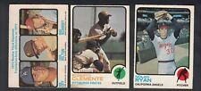 1973 O-PEE-CHEE BASEBALL CARD NEAR SET 635/660
