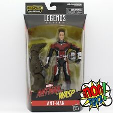 Ant-Man Marvel Legends Ant-Man & Wasp Action Figure BAF Cull Obsidian
