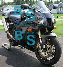 Black Glossy Fairing Kit Fit HONDA VTR1000 RVT RC51 SP1 SP2 2000-2006 16 D7
