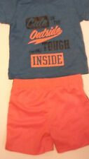 Short Set Boys Two Piece for  New