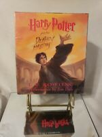New - Harry Potter and the Deathly Hallows by J. K. Rowling 17 CDs Audiobook