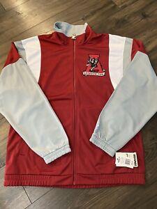 Nwt Mens Alabama Crinson Tide Starter Track Jacket XL $80