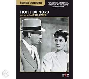 Hotel du Nord Collector 2 DVD Marcel Carné NEUF sous blister ( envoi en suivi )