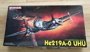 Dragon 5005 1/72 He219A-0 UHU