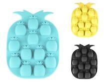 Silikon Eiswürfelform Eiswürfel Ananas Backform Schokolade Cocktails Drinks