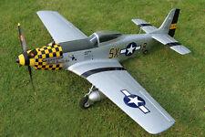 TOP EPO P51D Mustang RC PNP/ARF Propeller Plane W/ Motor Servo ESC W/O Battery