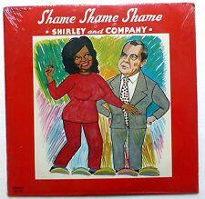 SHIRLEY and COMPANY shame shame shame LP SEALED disco 1975   #37